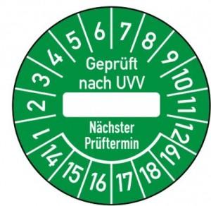 UVV Prüfer